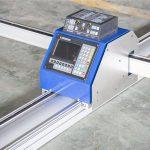 1300x2500mm cnc plasma metala tranĉilo kun malmultekostaj uzitaj cnc-plasma tranĉmaŝinoj