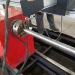 2018 nova portebla tipo plasma metala tubo-tranĉa maŝino, cnc-metala tubo tranĉanta maŝinon