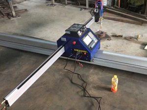 Ĉinio Malmultekosta 15002500mm Metala Portebla CNC-plasma tranĉa maŝino kun CE