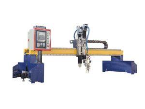 Gantry Tipo CNC-Plasma kaj Flama tranĉa maŝino por ŝipkonstruaĵa konstruaĵo de Ŝanhajo Laike - Tayor Cutting Machinery