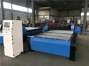 Grandaj 20006000mm CNC-Metala Folia Pipa Plasma Tranĉanta #Ma? Ino