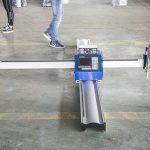 nova teknologio micro start cnc metala tranĉilo / portebla cnc-plasma tranĉa maŝino