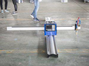 Nova te micronika Mikro Komenca CNC-metala tranĉilo / portebla cnc-plasma tranĉmaŝino